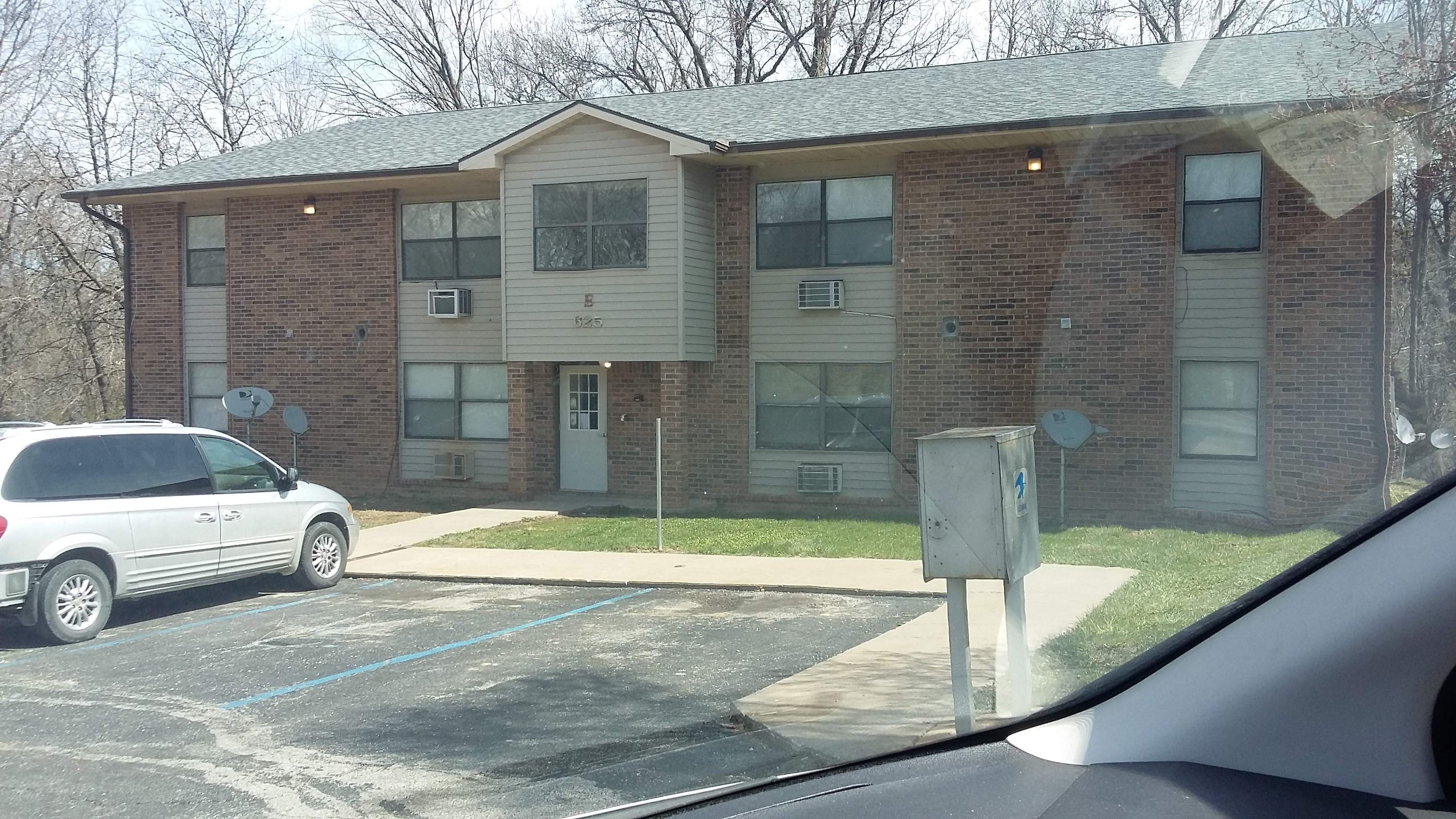 Image of Springridge II Apartments in Warrensburg, Missouri