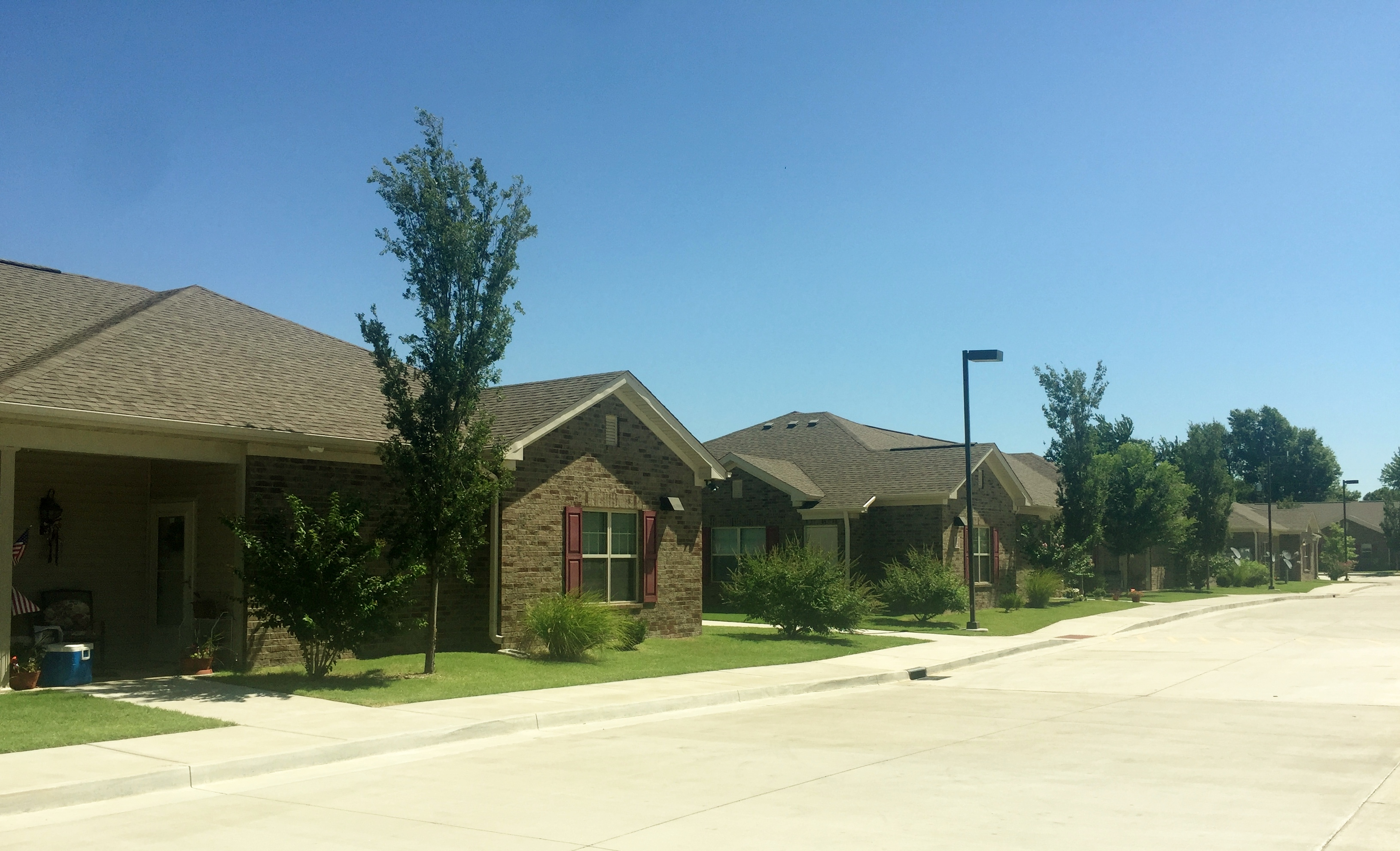 Image of Waverly Estates Apartments in Ponca City, Oklahoma
