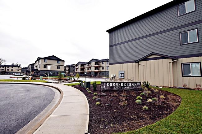 Image of Cornerstone Apartments in Salem, Oregon