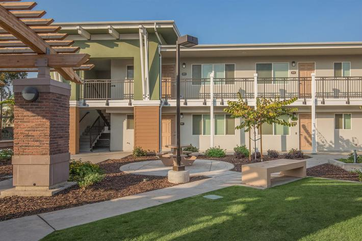 Image of Fenix Apartments in Fresno, California