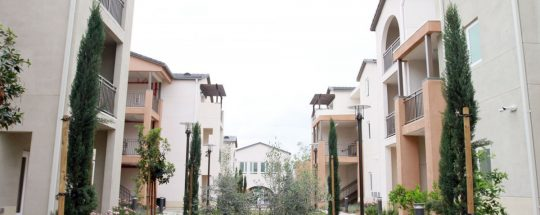 Image of Holt Family Apartments in Pomona, California