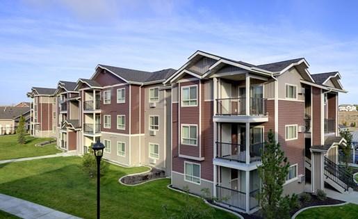 Image of Copper Square Apartments in Lancaster, California