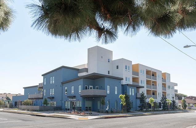 Image of PATH Villas Eucalyptus Apartments in Inglewood, California