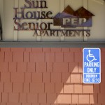 Image of Sun House Senior Apartments  in Ukiah, California