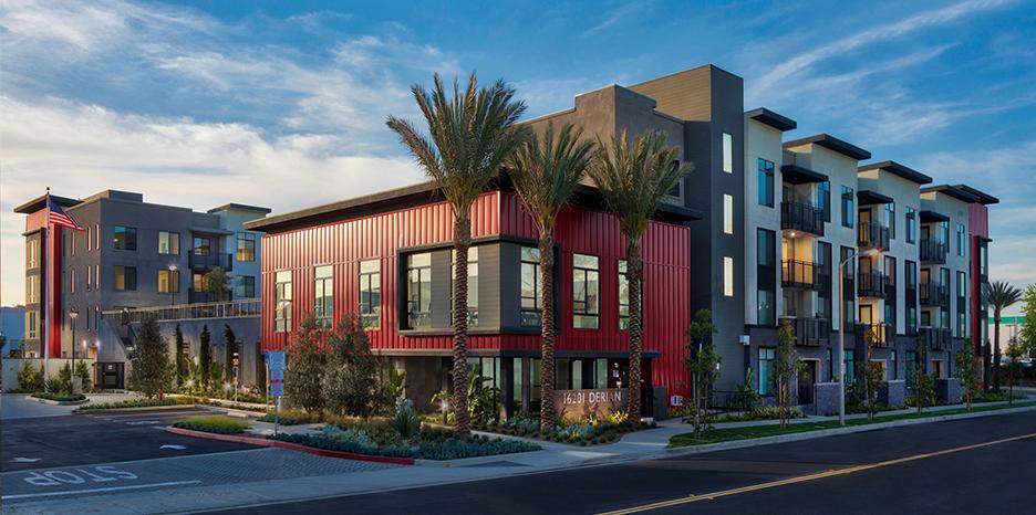Image of Parc Derian Apartments in Irvine, California