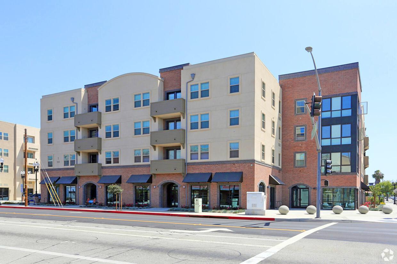 Image of The Depot at Santiago Apartments  in Santa Ana, California