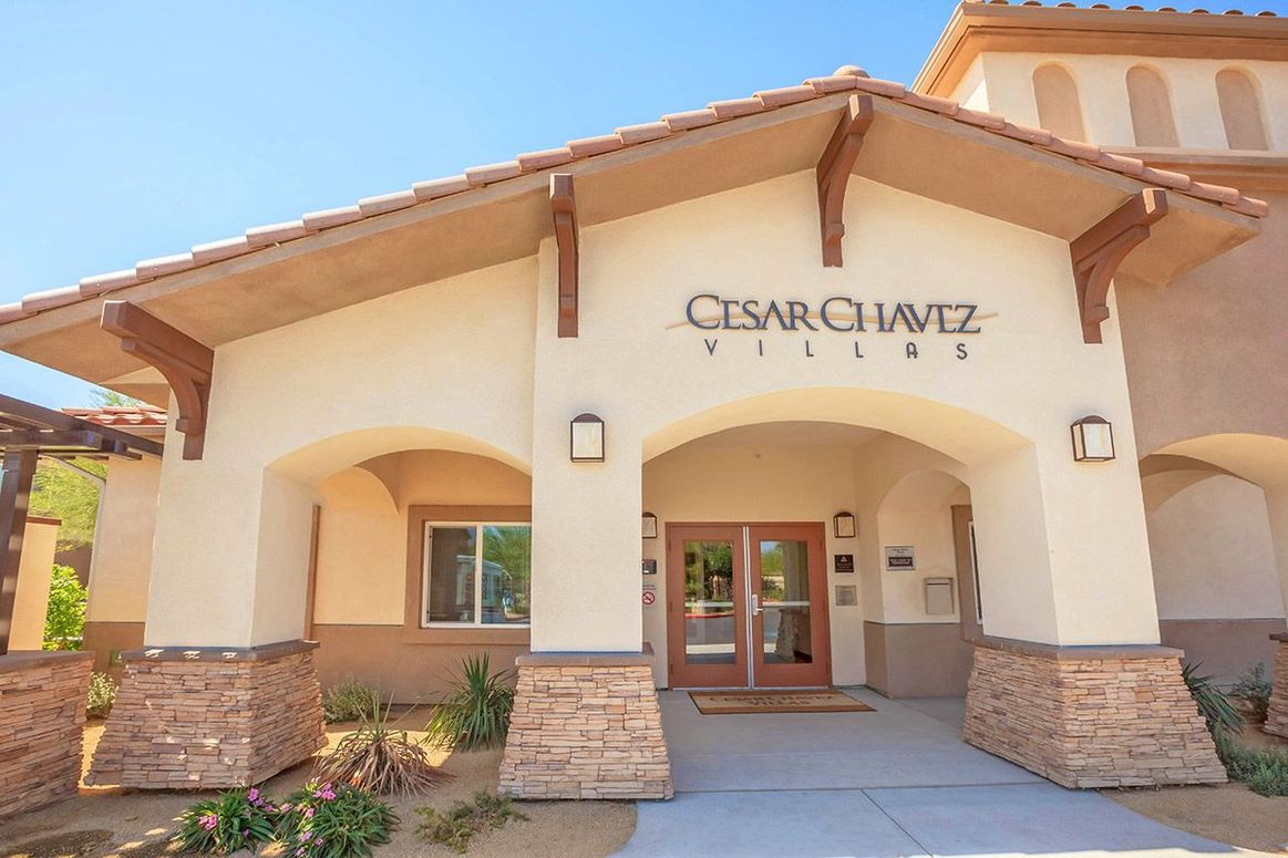 Image of Cesar Chavez Phase II in Coachella, California