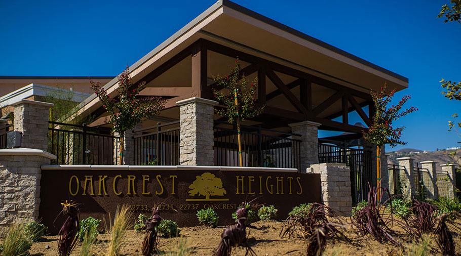Image of Oakcrest Heights Apartments in Yorba Linda, California