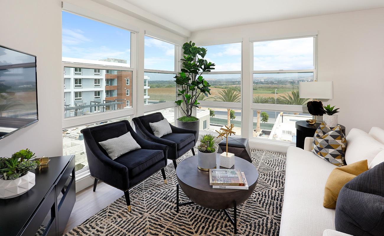 Image of Uptown Newport I & II Apartments in Newport Beach, California