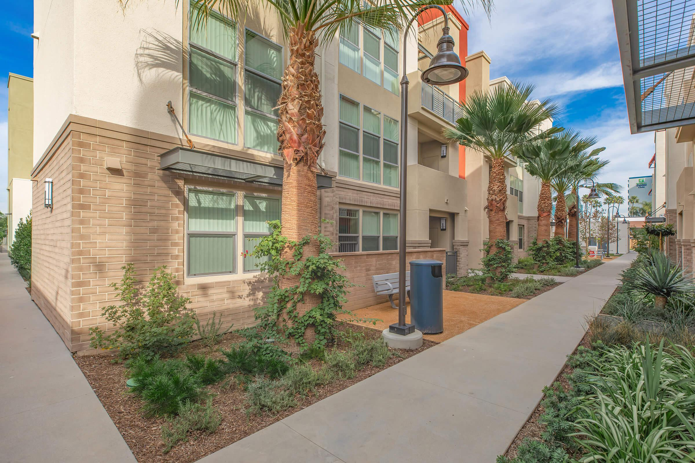 Image of First Street Apartments in Santa Ana, California