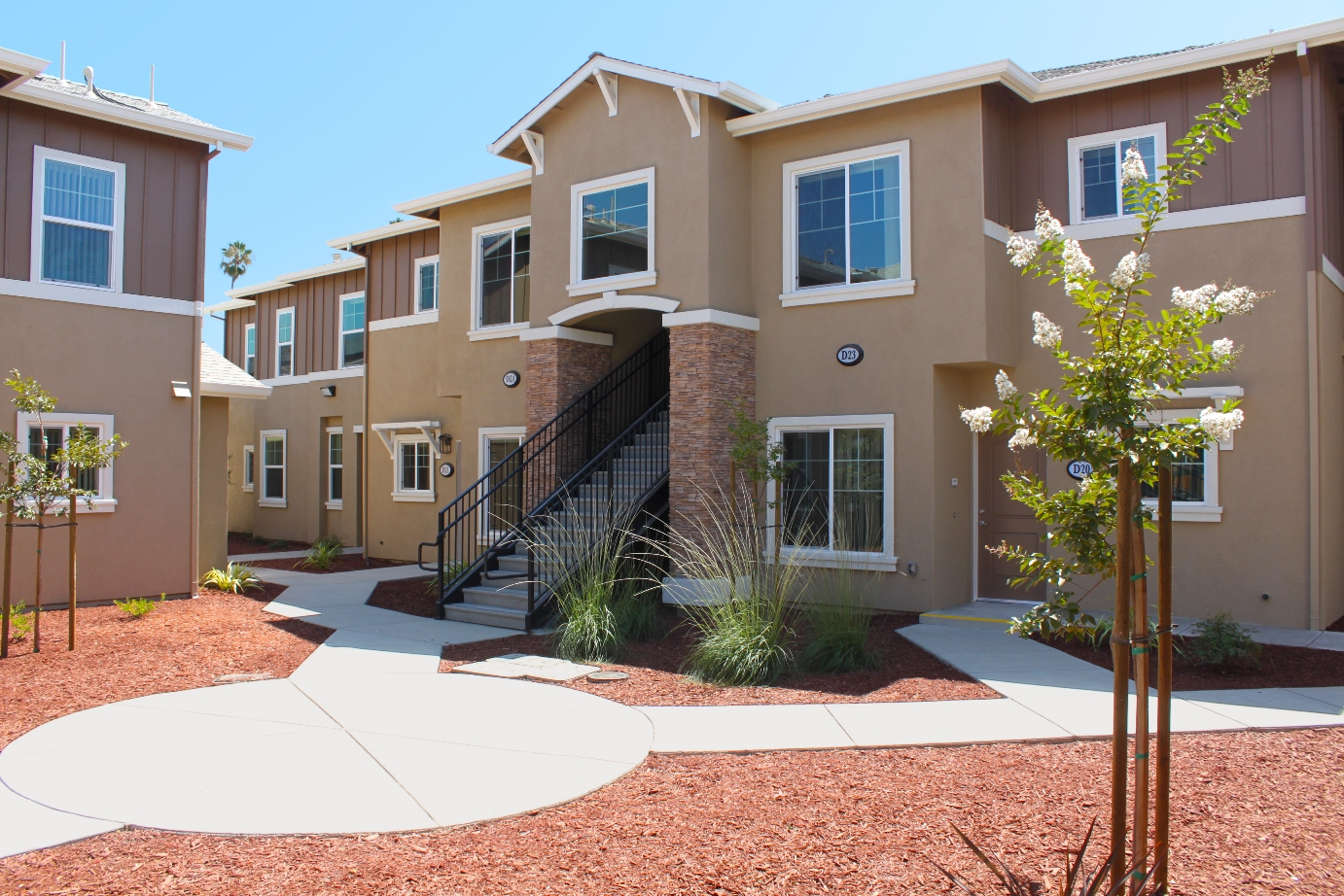 Image of Buena Vista Apartments in Hollister, California