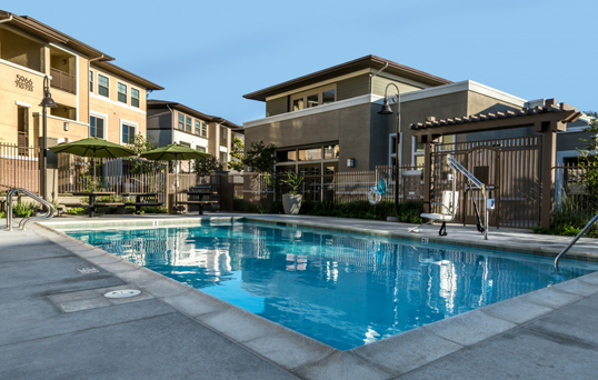 Image of Ivy at College Park Apartments I & II  in Chino, California