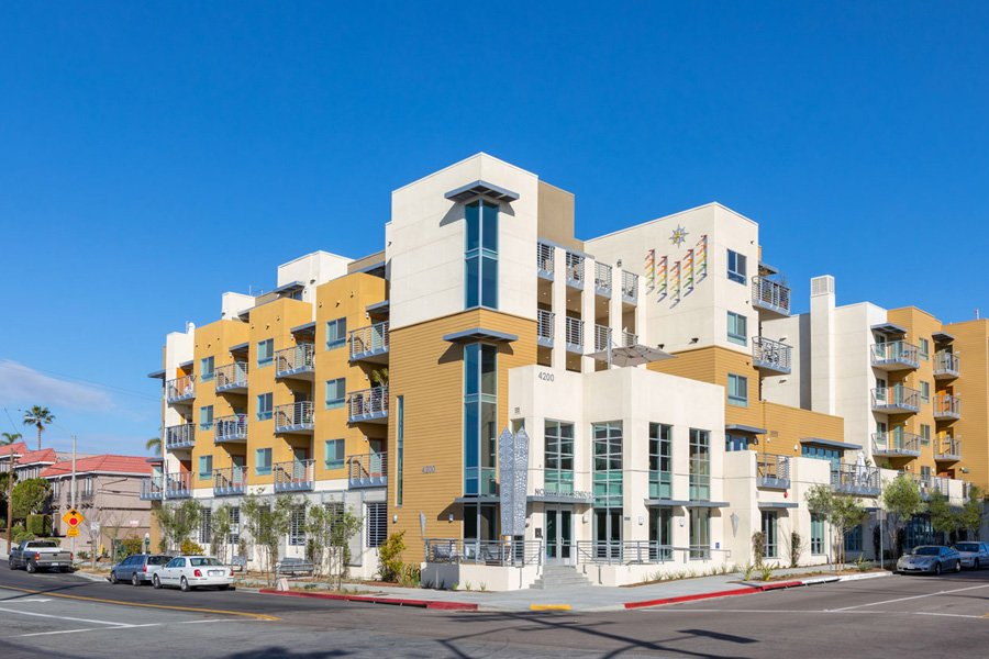 Image of North Park Seniors Apartments  in San Diego, California