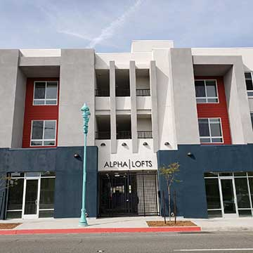 Image of Alpha Lofts Apartments  in San Diego, California