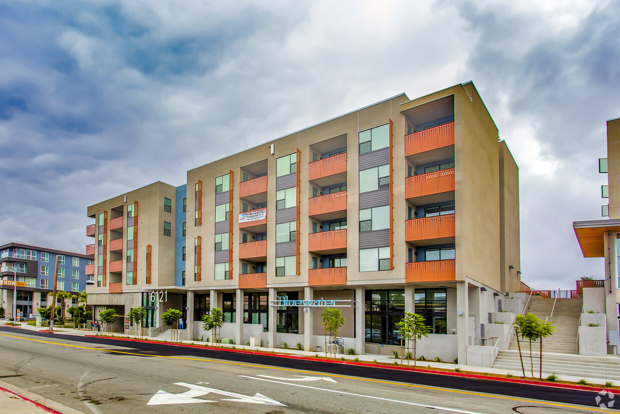 Image of Bluewater Apartments  in San Diego, California