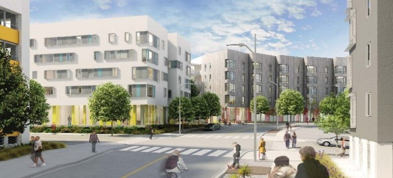 Image of Hunters View Phase 2B in San Francisco, California