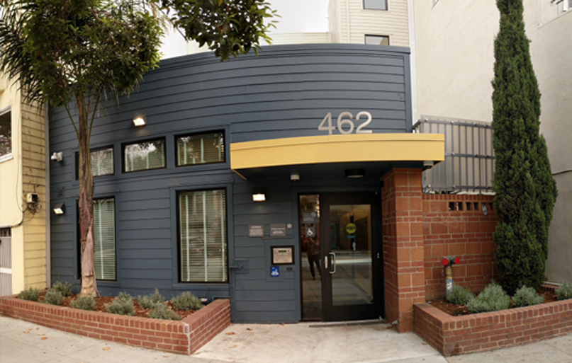Image of 462 Duboce Apartments in San Francisco, California