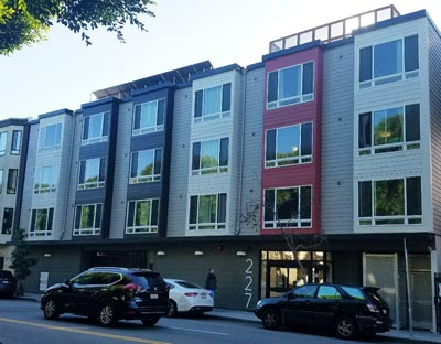 Image of 227 Bay Apartments in San Francisco, California