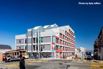 Image of 990 Pacific Apartments in San Francisco, California