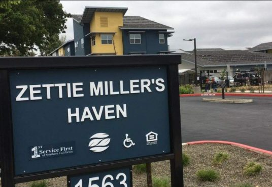 Image of Zettie Miller's Haven Apartments