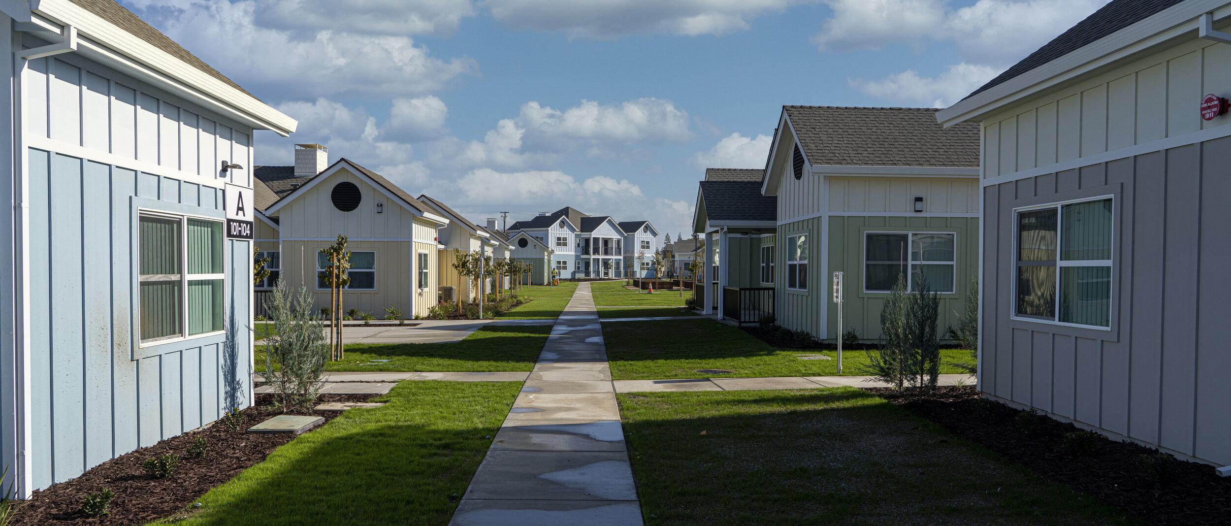 Image of Cottage Village Senior Apartments