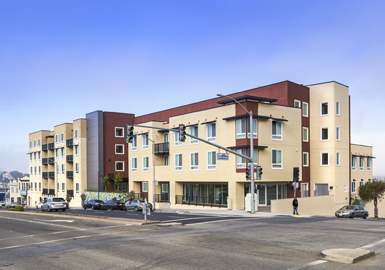Image of Sweeney Lane Apartments in Daly City, California