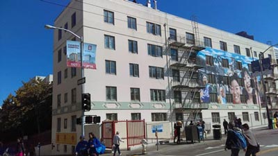 Image of Ping Yuen in San Francisco, California