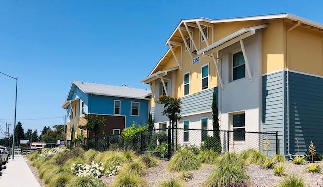 Image of Ortiz Village Apartments in Santa Rosa, California