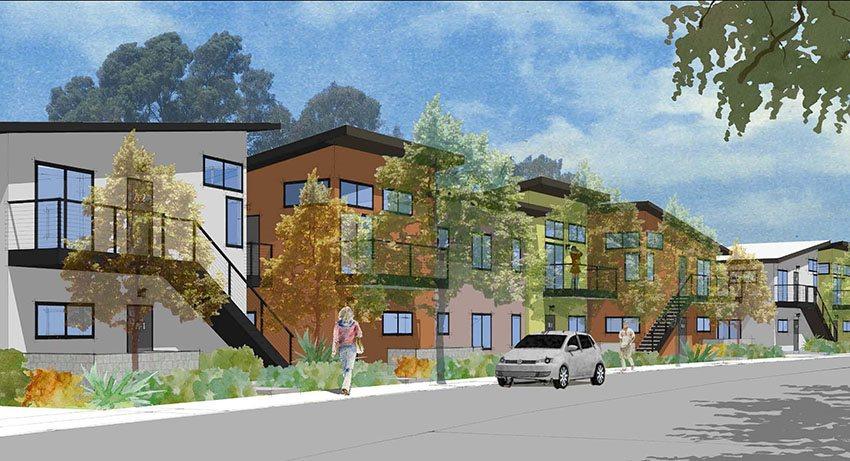 Image of Riverside Apartments in Ventura, California
