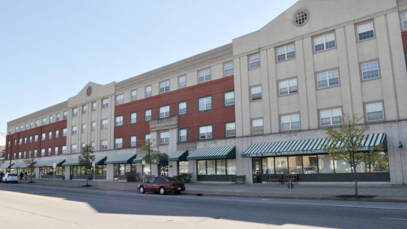 Image of Hertel Park Senior Residences in Buffalo, New York