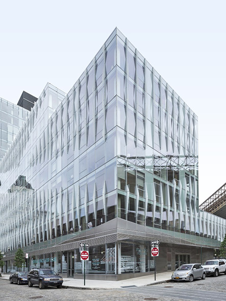Image of 60 Water Street Apartments in Brooklyn, New York