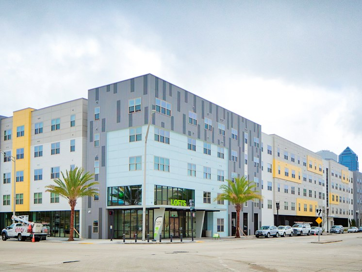Image of Lofts at LaVilla in Jacksonville, Florida
