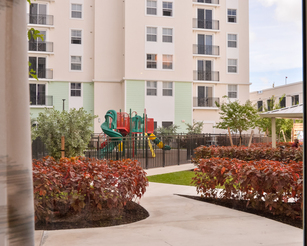 Image of Northside Transit Village in Miami, Florida