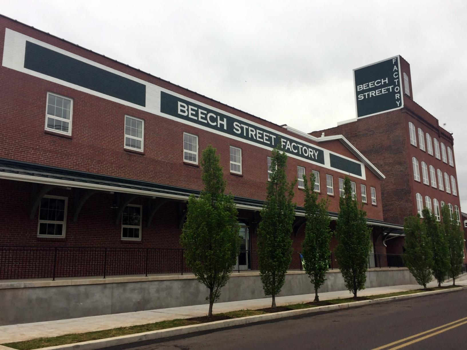 Image of The Beech Street Factory