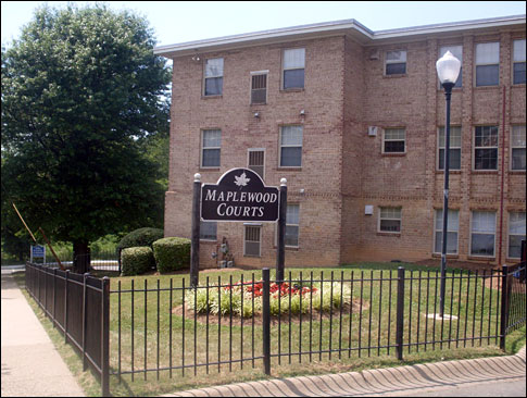 Image of Hanover Courts Apartments in Washington, District Of Columbia