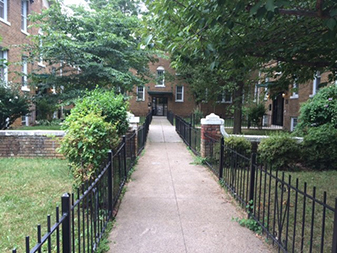 Image of Cedar Street Apartments in Washington, District Of Columbia