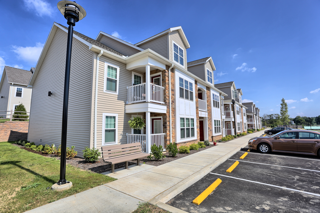 Image of Pleasant Pointe Apartments in State College, Pennsylvania
