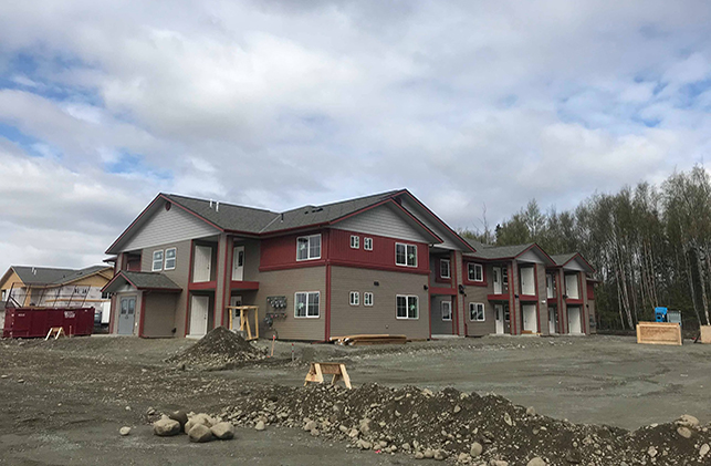 Image of Whispering Winds Senior Apartments in Palmer, Alaska