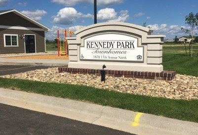 Image of Kennedy Park Townhomes in Wahpeton, North Dakota