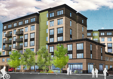 Image of Arroyo Green Apartments in Redwood City, California