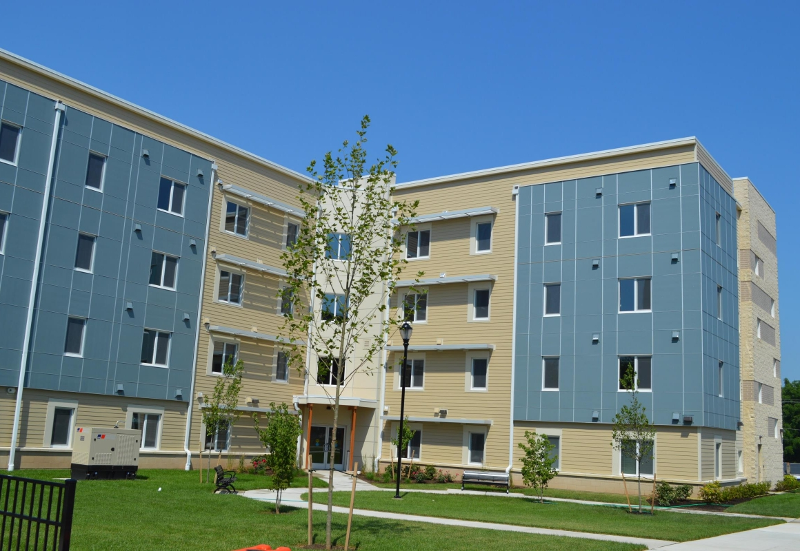 Image of Montgomery Park Senior Housing Phase 1 in Norristown, Pennsylvania