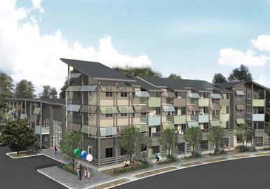 Image of Stevenson Terrace