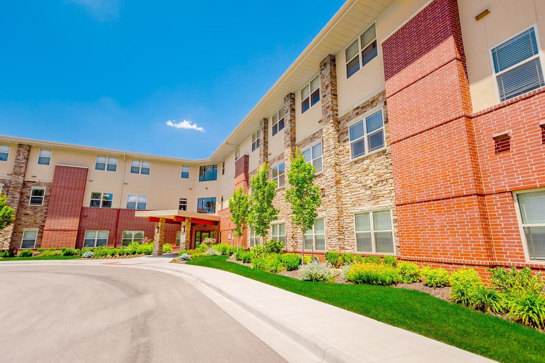 Image of St. Michael's Housing in Kansas City, Missouri