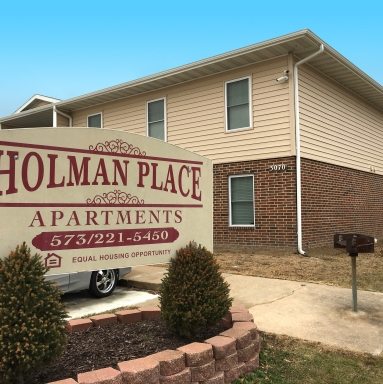 Image of Holman Place in Hannibal, Missouri