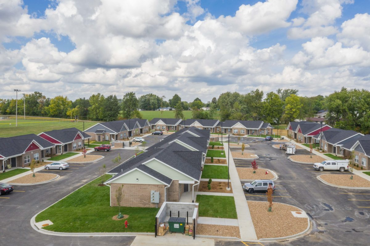 Image of Heritage Place Apartments in Bowling Green, Missouri