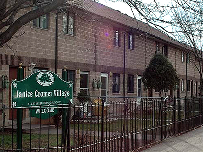 Image of Janice Cromer Village in Newark, New Jersey