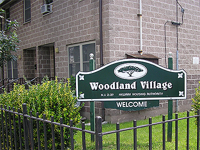 Image of Woodland Village in Newark, New Jersey