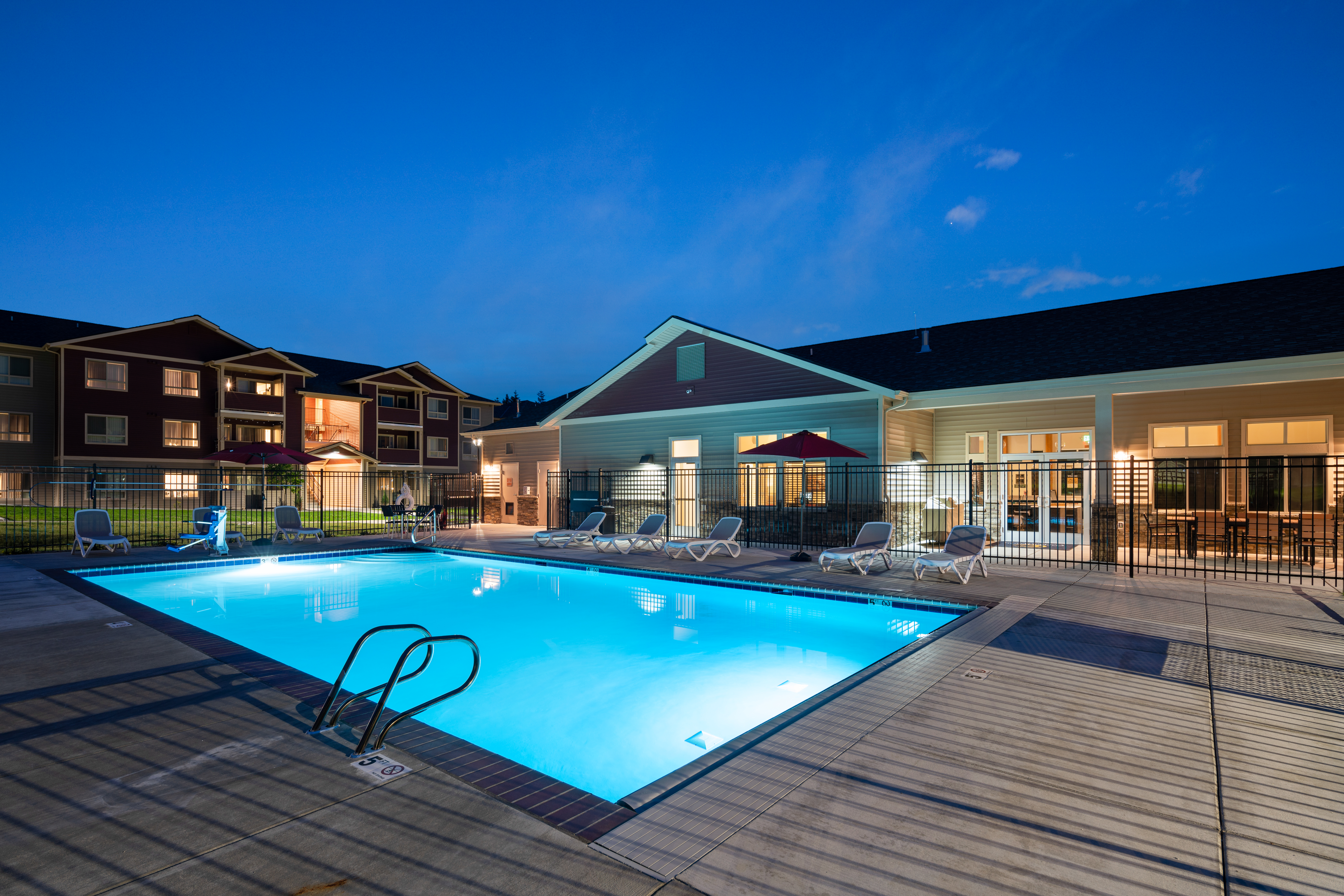 Image of Copper Mountain Apartments in Richland, Washington