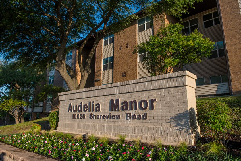 Image of Audelia Manor Apartments in Dallas, Texas