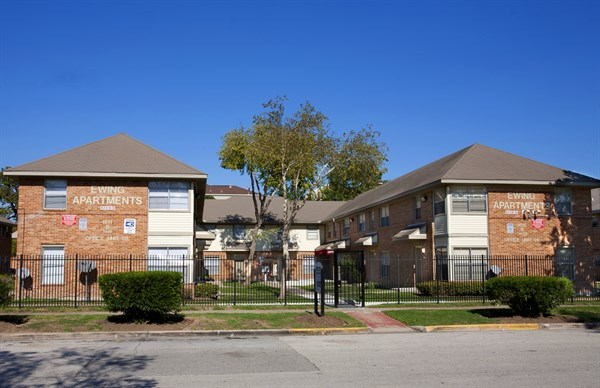 Image of Ewing Apartments in Houston, Texas